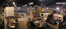 PANORAMIC VIEW OF OUR SHOP - CLICK TO VIEW LARGER IMAGE